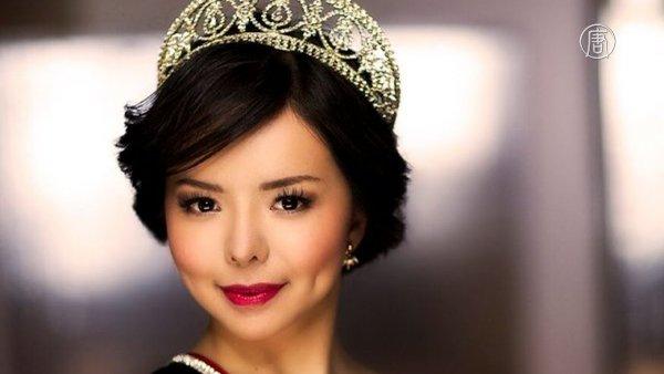 """Tiểu sử """"Hoa hậu nhân quyền"""" Anastasia Lin"""