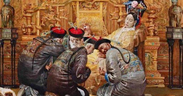 10 bảo vật quý giá được chôn cất trong lăng mộ Từ Hy Thái hậu