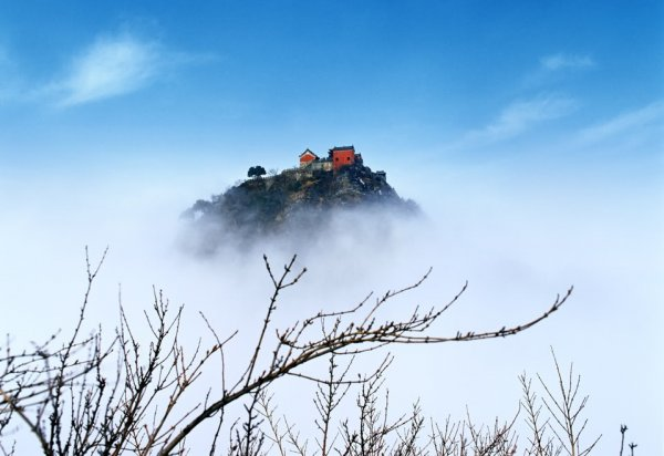 Núi Võ Đang – Chốn bồng lai tiên cảnh