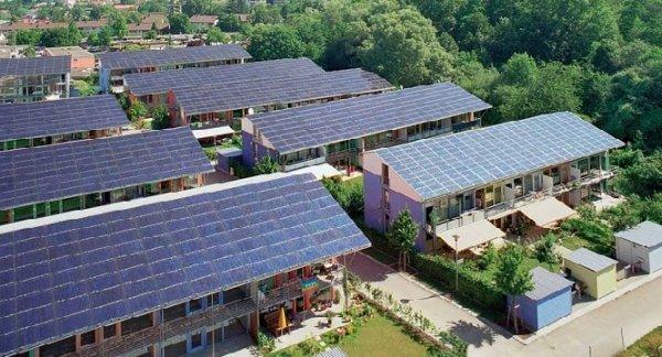 Mỹ có thể tạo 25% nhu cầu năng lượng từ mái nhà năng lượng mặt trời