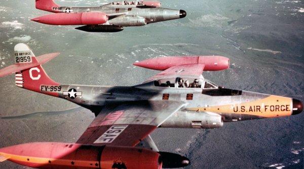 Trận không chiến Palmdale – Sự cố bẽ mặt lớn của Không quân Mỹ