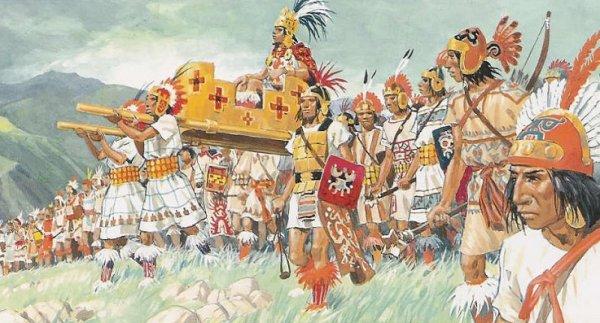8.000 quân Inca thất bại khó tin dưới họng súng của 168 người Tây Ban Nha