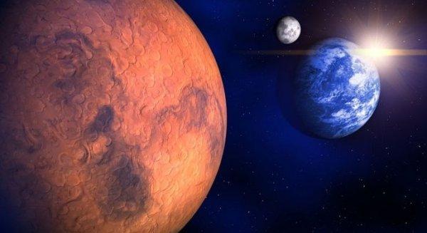 Một ngày nào đó Trái Đất có thể sẽ khô cằn như sao Hỏa