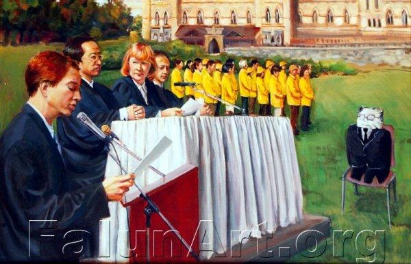 Phán xét cuối cùng: Ngày tàn của Giang Trạch Dân