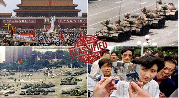 Tài liệu mật của Anh tiết lộ thêm thông tin gây sốc về sự kiện Thiên An Môn