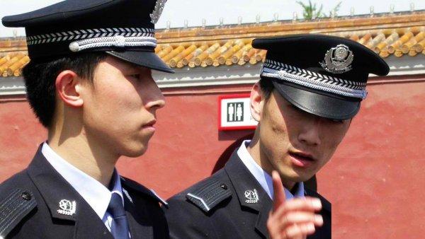 """Cảnh sát Trung Quốc ngang nhiên tuyên bố: """"Chúng tôi là lưu manh!"""""""