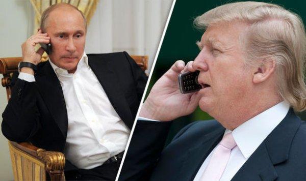 Điện đàm giữa Donald Trump và ông Putin sẽ làm tan băng quan hệ Nga – Mỹ?