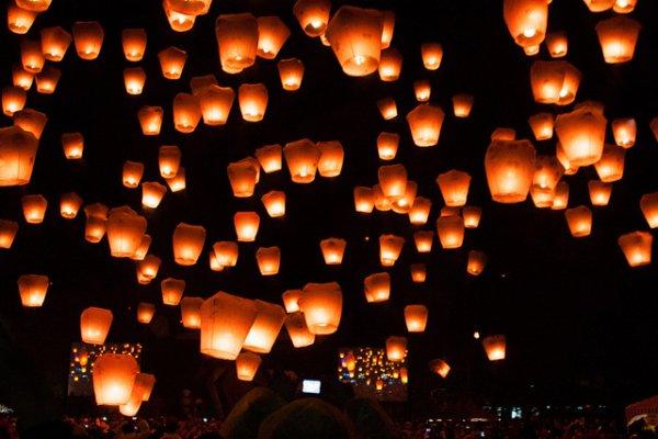 Ghé Đài Loan xem người dân gửi ngàn ước nguyện về trời dịp Tết Nguyên tiêu