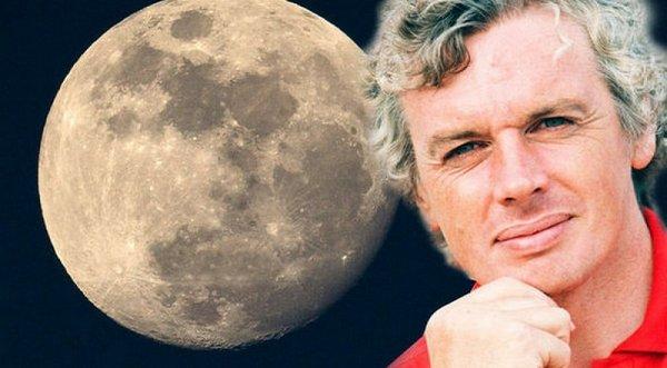 Mặt Trăng có cấu tạo rỗng và là vệ tinh nhân tạo của người ngoài hành tinh?