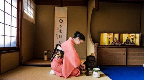 Cách thức pha và uống trà xanh Nhật Bản