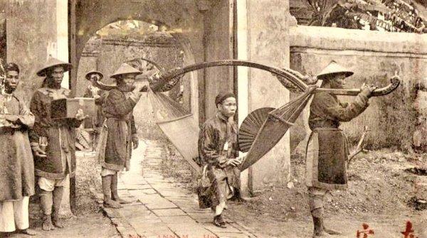 Những bức ảnh hiếm hoi về Việt Nam cách đây hơn 100 năm