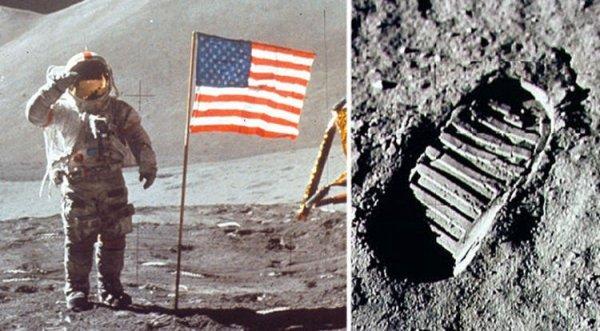 Người ngoài hành tinh đã chiếm Mặt Trăng, cấm phi hành gia bén mảng tới gần?