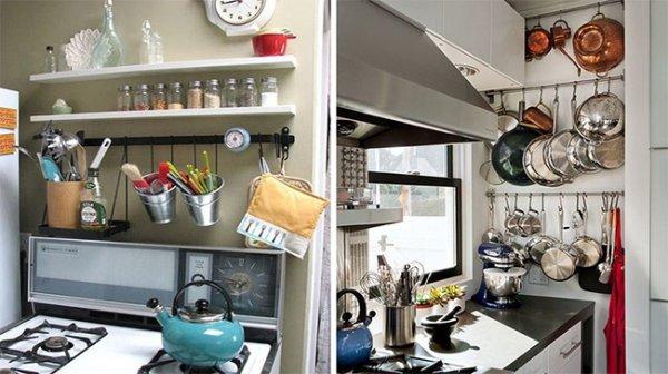 Bỏ túi ngay 8 mẹo nhỏ giúp nhà bếp luôn gọn gàng ngăn nắp