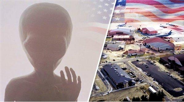 Người ngoài hành tinh bị bắn chết tại căn cứ không quân Mỹ