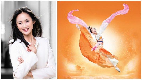 Người đem món quà từ Thiên Thượng (P.1): Angelia Wang – Nàng tiên của những vũ điệu thần thánh