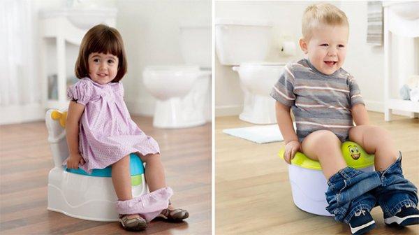 Tuyệt chiêu dạy bé biết tự đi vệ sinh chỉ trong 3 ngày