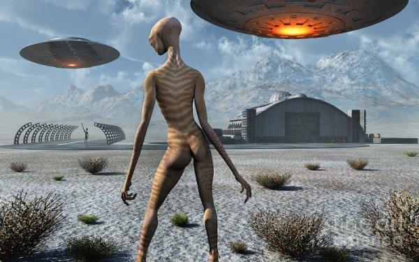 Từng xảy ra cuộc chiến giữa người ngoài hành tinh và người Trái Đất