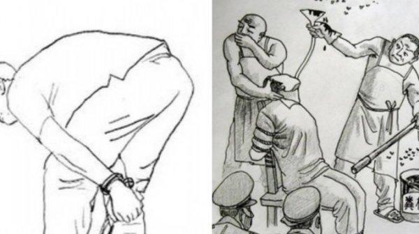 """Chính quyền Trung Quốc dùng """"chất thải"""" để tra tấn tù nhân"""