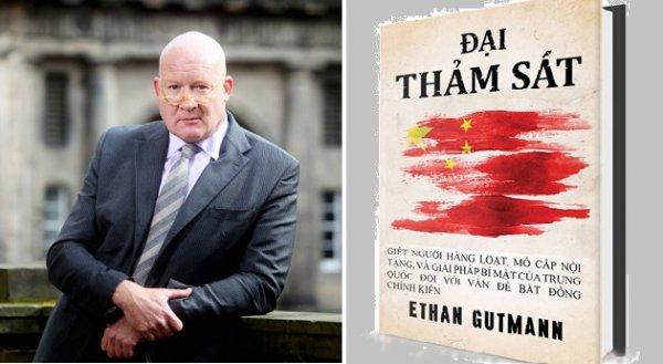 Hành trình điều tra mổ cướp nội tạng ở Trung Quốc của nhà báo Ethan Gutmann (P1)