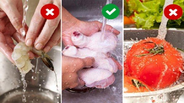16 thói quen nấu ăn rước họa bạn đã biết chưa