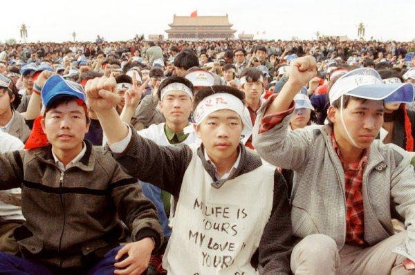 Ẩn tình đằng sau vụ thảm sát tại Quảng trường Thiên An Môn 1989