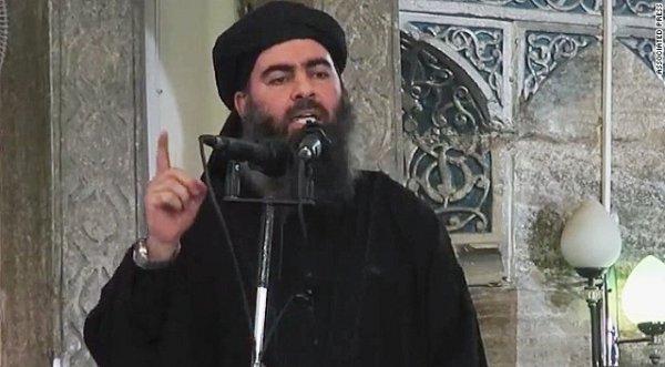 Thủ lĩnh tối cao của ISIS đã bị bắt ở miền Bắc Syria?