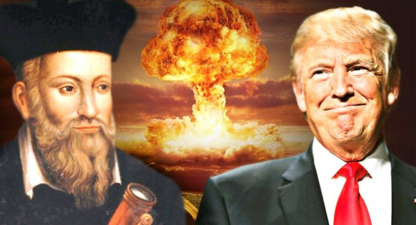 Nostradamus tiên tri về vụ ám sát Donald Trump và Thế chiến III
