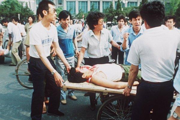 Dấu ấn không thể xóa đằng sau cuộc thảm sát Thiên An Môn 1989