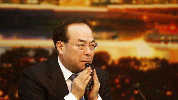 Trung Quốc công bố lập án điều tra Ủy viên Bộ Chính trị Tôn Chính Tài