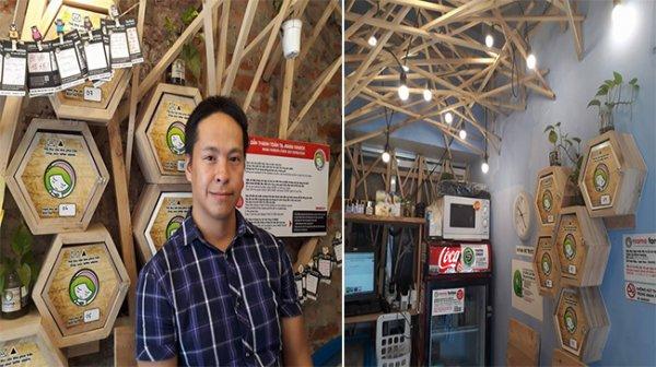Cửa hàng tự phục vụ của 8X Việt: Không nhân viên, khách tự quét mã vạch và tự trả tiền