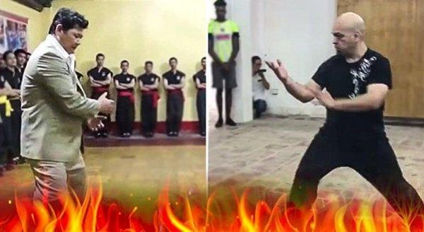 """Em trai Huỳnh Tuấn Kiệt thay anh """"mở cửa"""" cho võ sư Flores, liệu cuộc tỷ thí được mong đợi nhất có diễn ra?"""