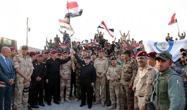 Thành phố Mosul được giải phóng khỏi phiến quân ISIS