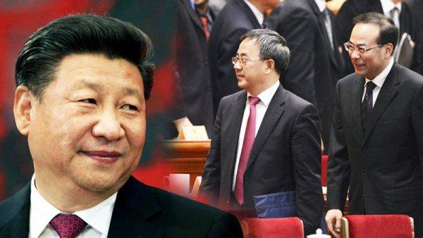 Vì sao Trung Quốc loại bỏ ứng cử viên tiềm năng cho vị trí lãnh đạo Đảng?