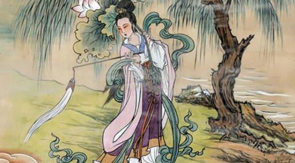 Rũ bỏ tình duyên đắc đạo thành tiên, Kim Hoa tiên cô lưu ngũ cốc cứu thế nhân