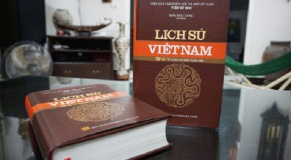 Điểm mới của bộ sách Lịch sử Việt Nam: Bỏ cách gọi ngụy quân, ngụy quyền Sài Gòn