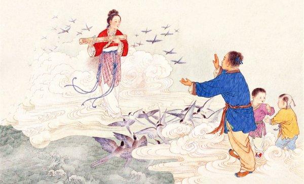 Những thiên tình sử bất hủ trong các nền văn hóa Đông-Tây