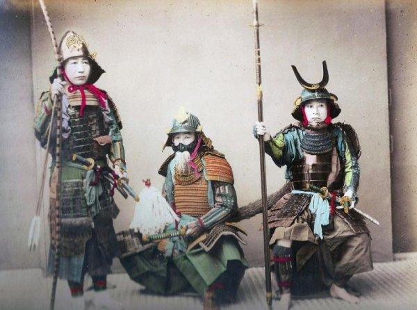 Võ sĩ đạo – Linh hồn của văn hóa Nhật Bản