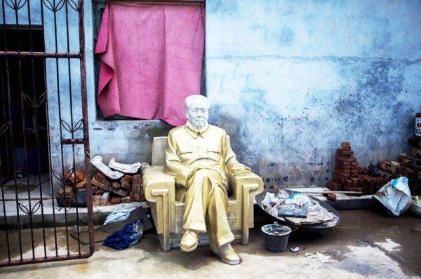 """Trung Quốc """"thờ ơ"""" trước lễ kỷ niệm ngày mất của Mao Trạch Đông"""