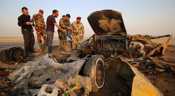 Đánh bom tự sát liên hoàn tại Iraq, ít nhất 130 người thương vong