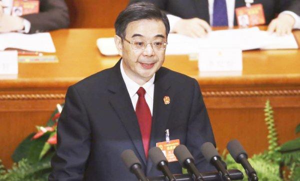 Chỉ trích đường lối của ông Tập, Viện trưởng TANDTC Trung Quốc đối mặt với nguy cơ bị điều tra