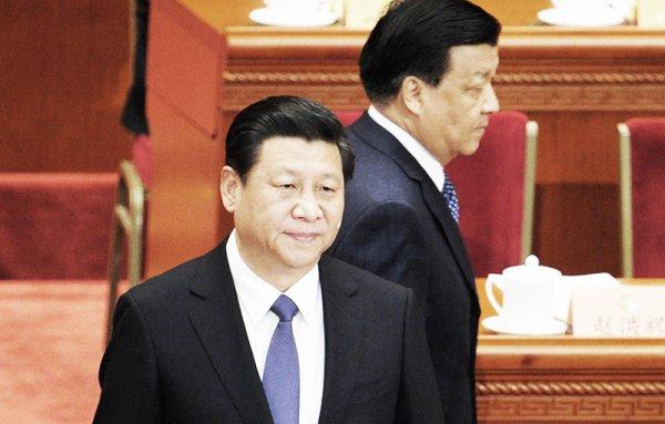 Ông Tập Cận Bình thanh tẩy địa bàn của Thường ủy Bộ Chính trị Lưu Vân Sơn