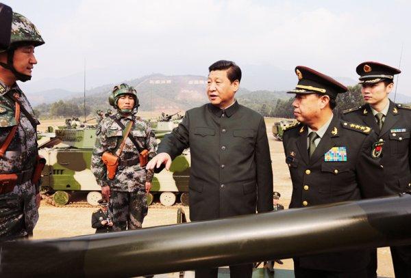 Thay Tư lệnh hỏa tiễn, ông Tập đưa thân tín lên làm Phó Chủ tịch Quân ủy?