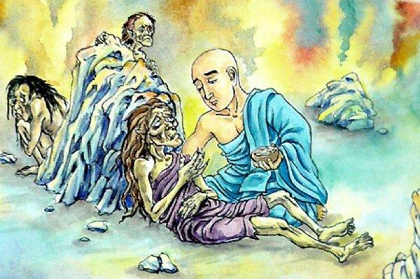 Lễ Vu Lan khởi nguồn từ câu chuyện Mục Kiền Liên cứu mẹ