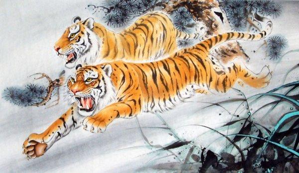 Câu chuyện thần thoại: 800 mãnh hổ đại náo phủ Khai Phong