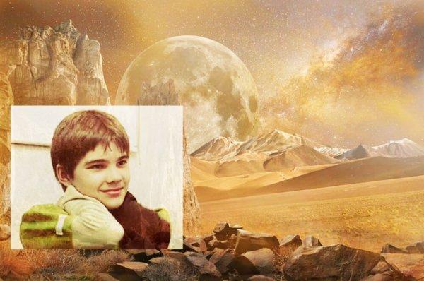 Cậu bé người Nga tự nhận đến từ sao Hỏa, dự ngôn cảnh tỉnh người Trái đất