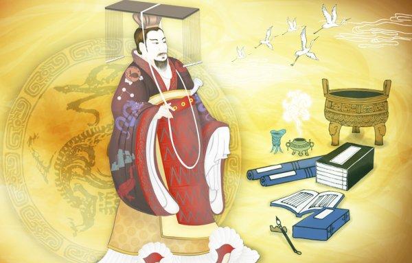 Những câu chuyện gặp gỡ thần tiên đầy ly kỳ của Hán Vũ Đế