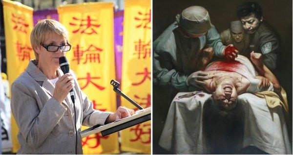 Paris: Nguyên Bộ trưởng Pháp kêu gọi chấm dứt tội ác mổ cướp nội tạng ở Trung Quốc