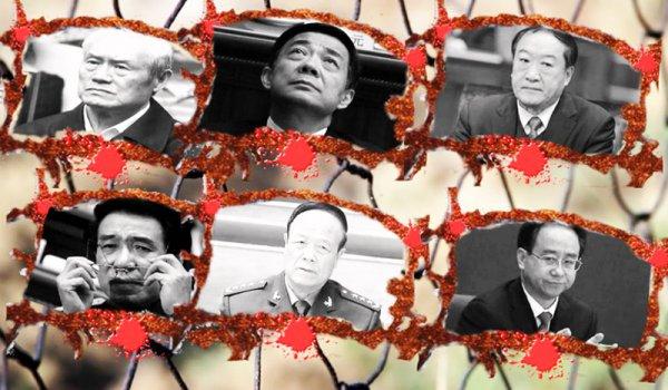 Tập – Vương đánh hạ 40 Ủy viên Trung ương Trung Quốc khóa 18, họ là những ai?