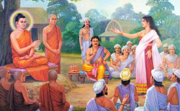 Nhân quả báo ứng: Bị đày xuống ngục Vô Gián vì phỉ báng Thần Phật