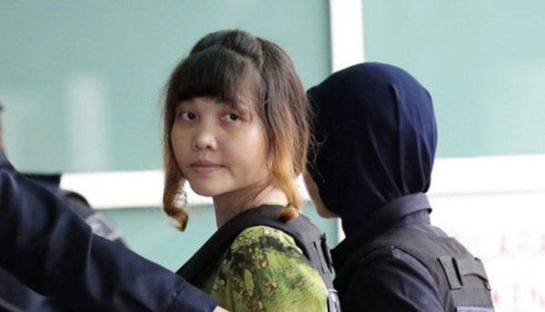 Cảnh sát Malaysia: Đoàn Thị Hương ra tay quyết liệt với Kim Jong Nam